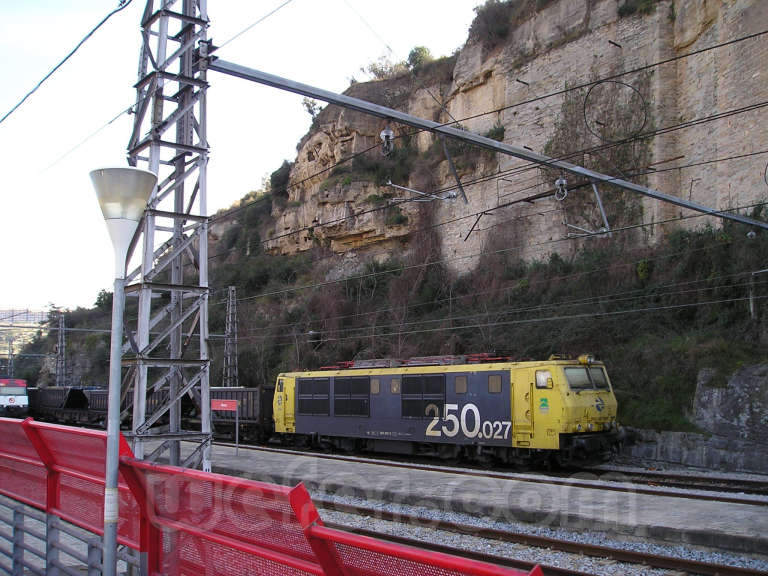 Renfe / ADIF: Manresa - 2004