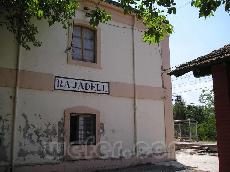 Renfe / ADIF: Rajadell - 2006