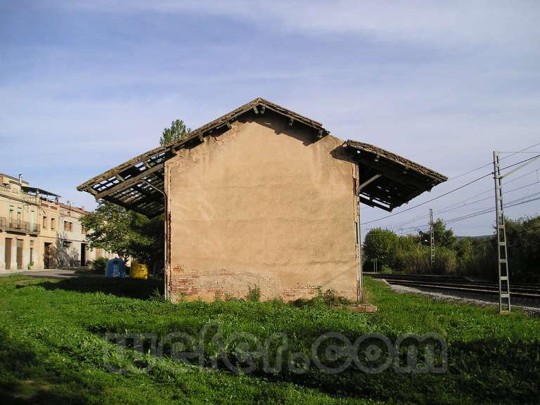 Renfe / ADIF: Aguilar de Segarra - 2005