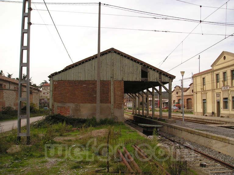 Renfe / ADIF: Calaf - 2005