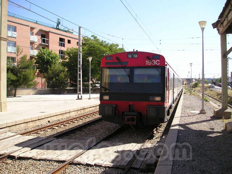 Renfe / ADIF: Calaf - 2006
