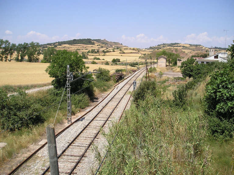 Renfe / ADIF: Sant Martí Sesgueioles - 2006