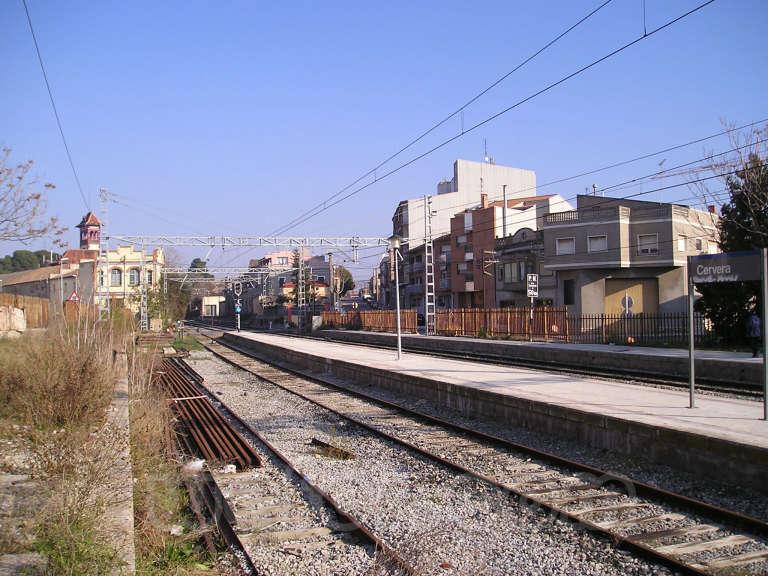 Renfe / ADIF: Cervera - 2005