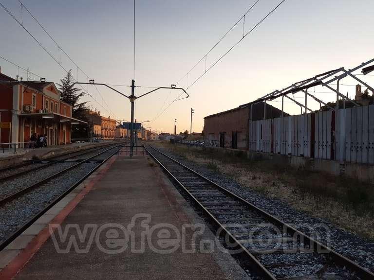 Renfe / ADIF: Tàrrega - 2021