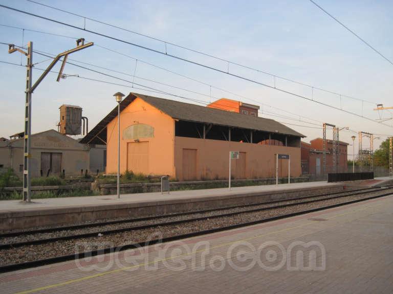 Renfe / ADIF: Mollerussa - 2011