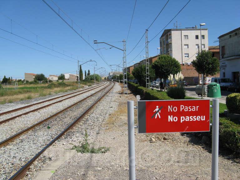 Renfe / ADIF: Mollerussa - 2008