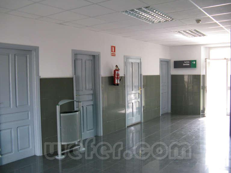 Renfe / ADIF: Bell-lloc d'Urgell - 2009