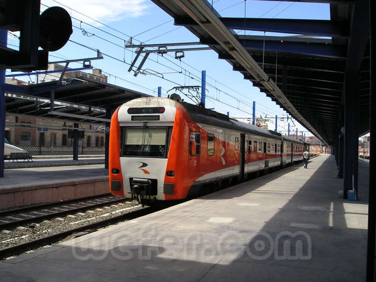 Renfe / ADIF: Lleida - Pirineus - 2006