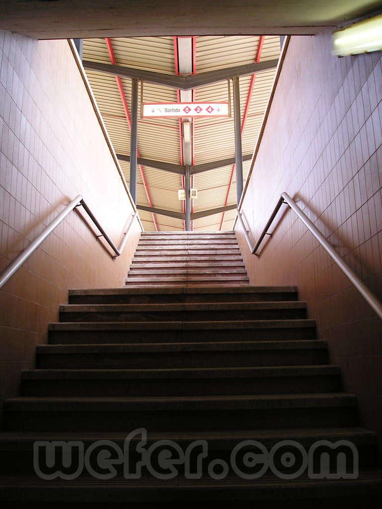 Renfe / ADIF: Cerdanyola - Universitat - 2005