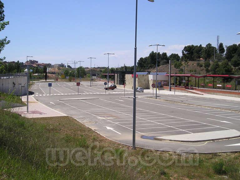 Renfe / ADIF: Sant Cugat - 2005