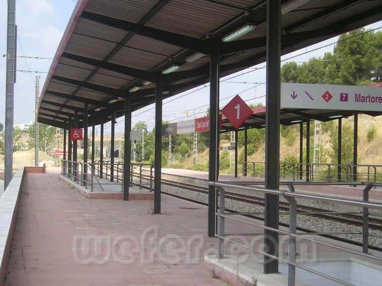 Renfe / ADIF: Sant Cugat - 2006