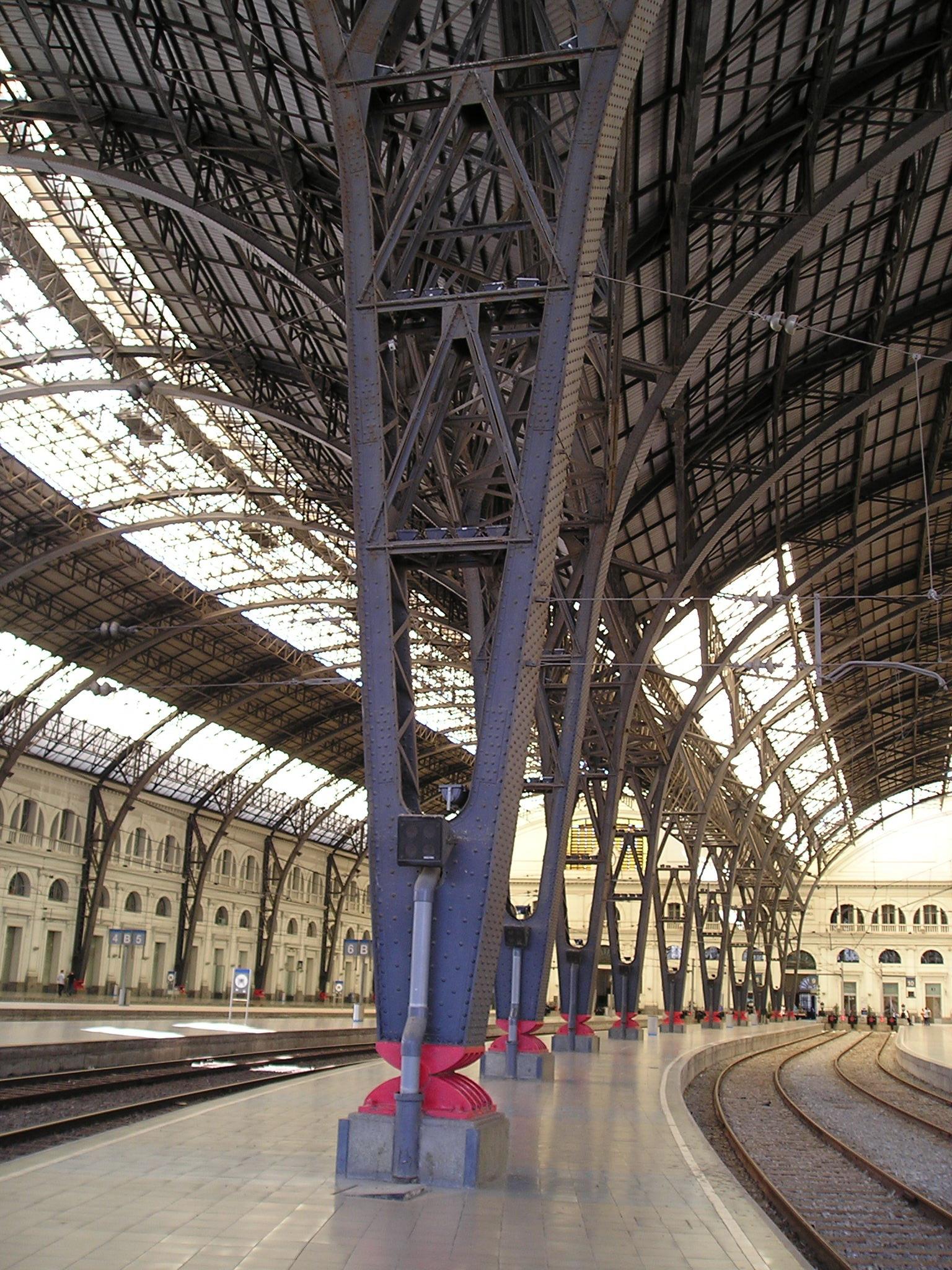 Renfe / ADIF: estaciones en Barcelona Ciudad