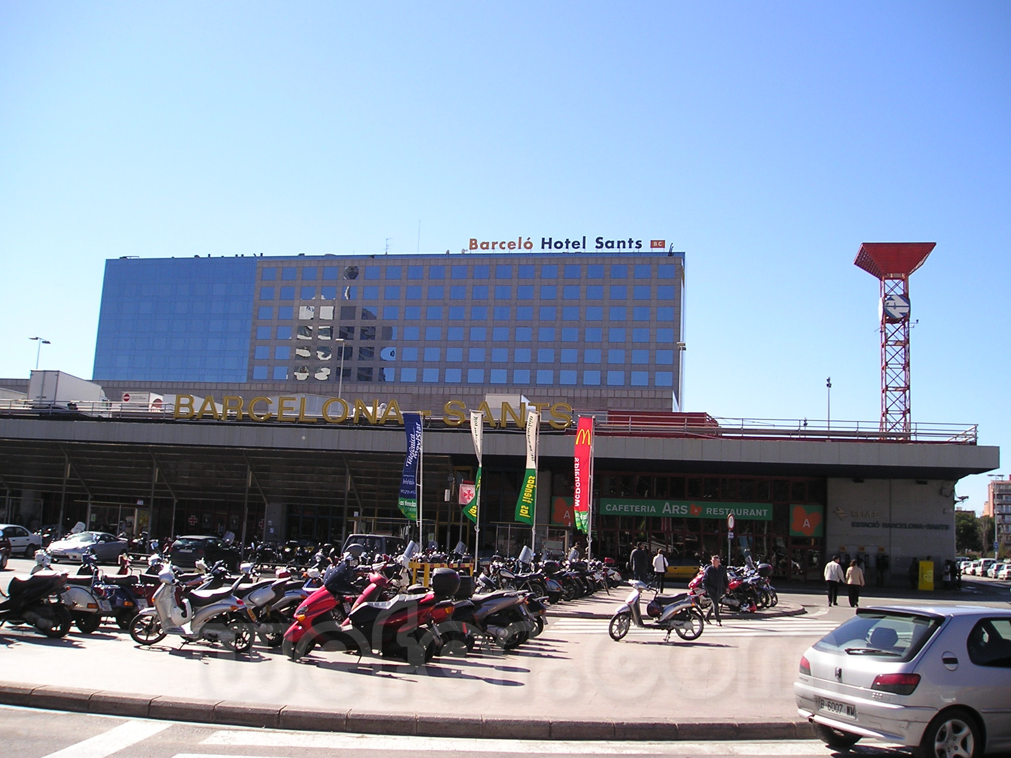 Renfe / ADIF: Barcelona - Sants