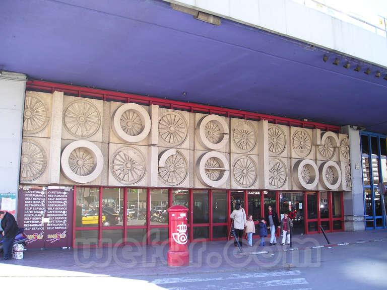 Renfe / ADIF: Barcelona - Sants - 2004