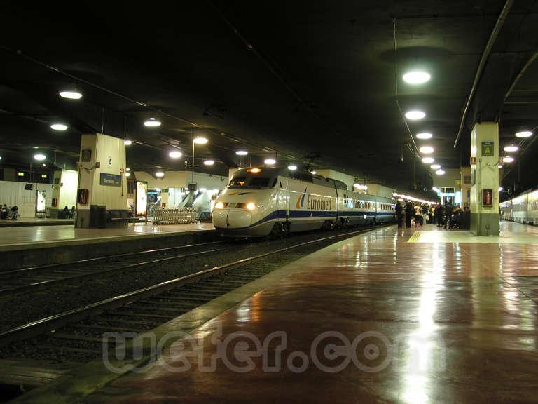 Renfe / ADIF: Barcelona - Sants - 2005