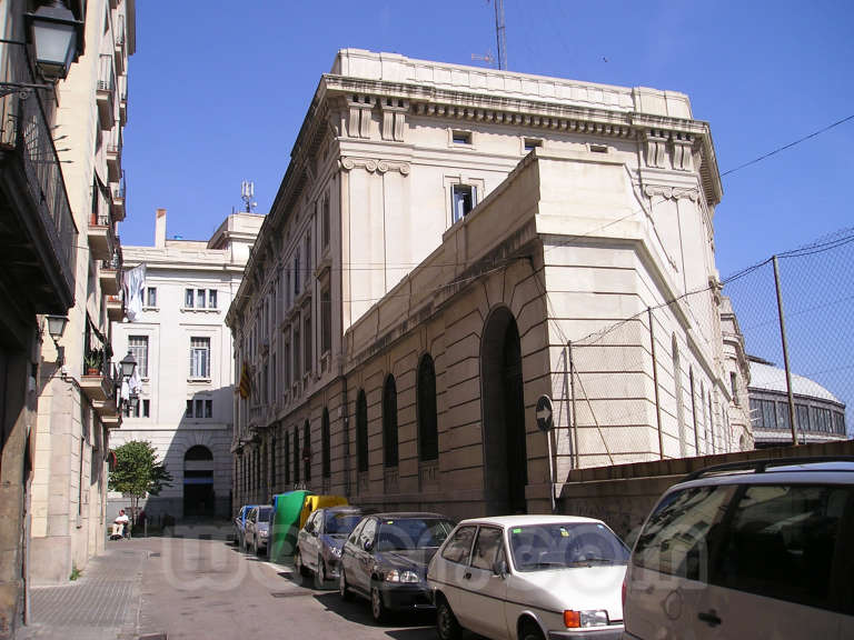 Renfe / ADIF: Barcelona - Estació de França - 2004
