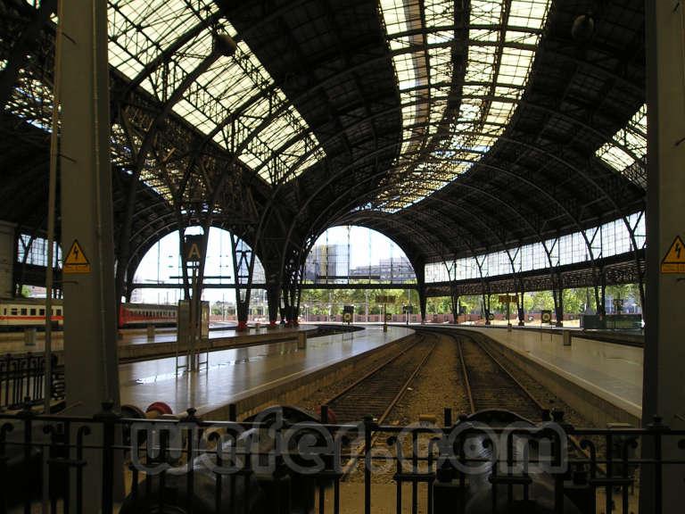 Renfe / ADIF: Barcelona - Estació de França - 2005
