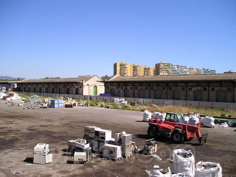 Renfe / ADIF: Barcelona - Sagrera - 2004