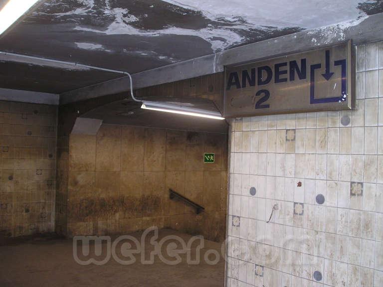 Renfe / ADIF: Barcelona - Clot - Aragó - 2006