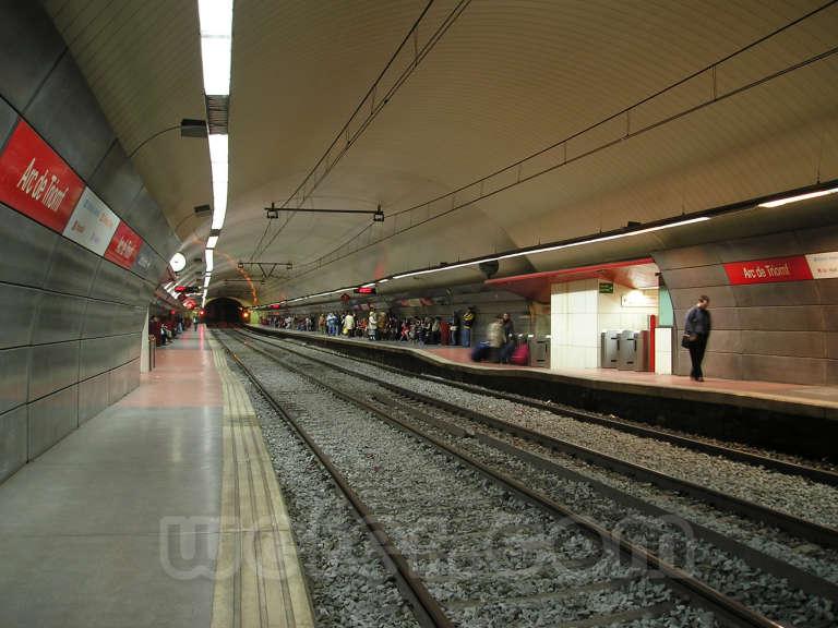 Renfe / ADIF: Barcelona - Arc de Triomf - 2005