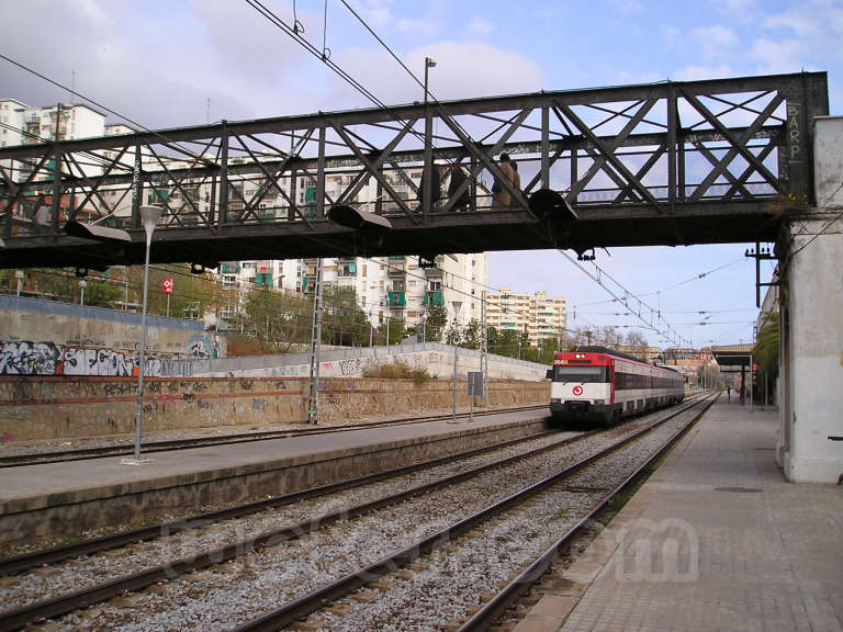 Renfe / ADIF: L'Hospitalet de Llobregat - 2004