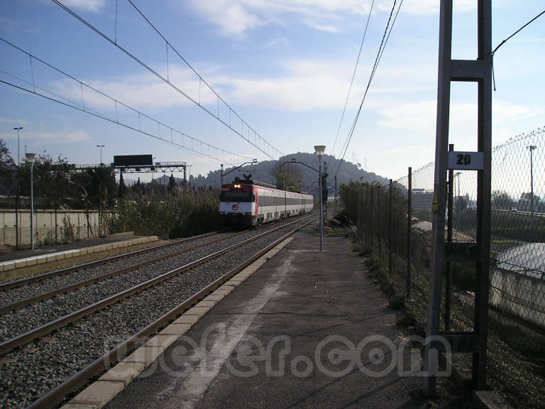 Renfe / ADIF: El Papiol - 2005