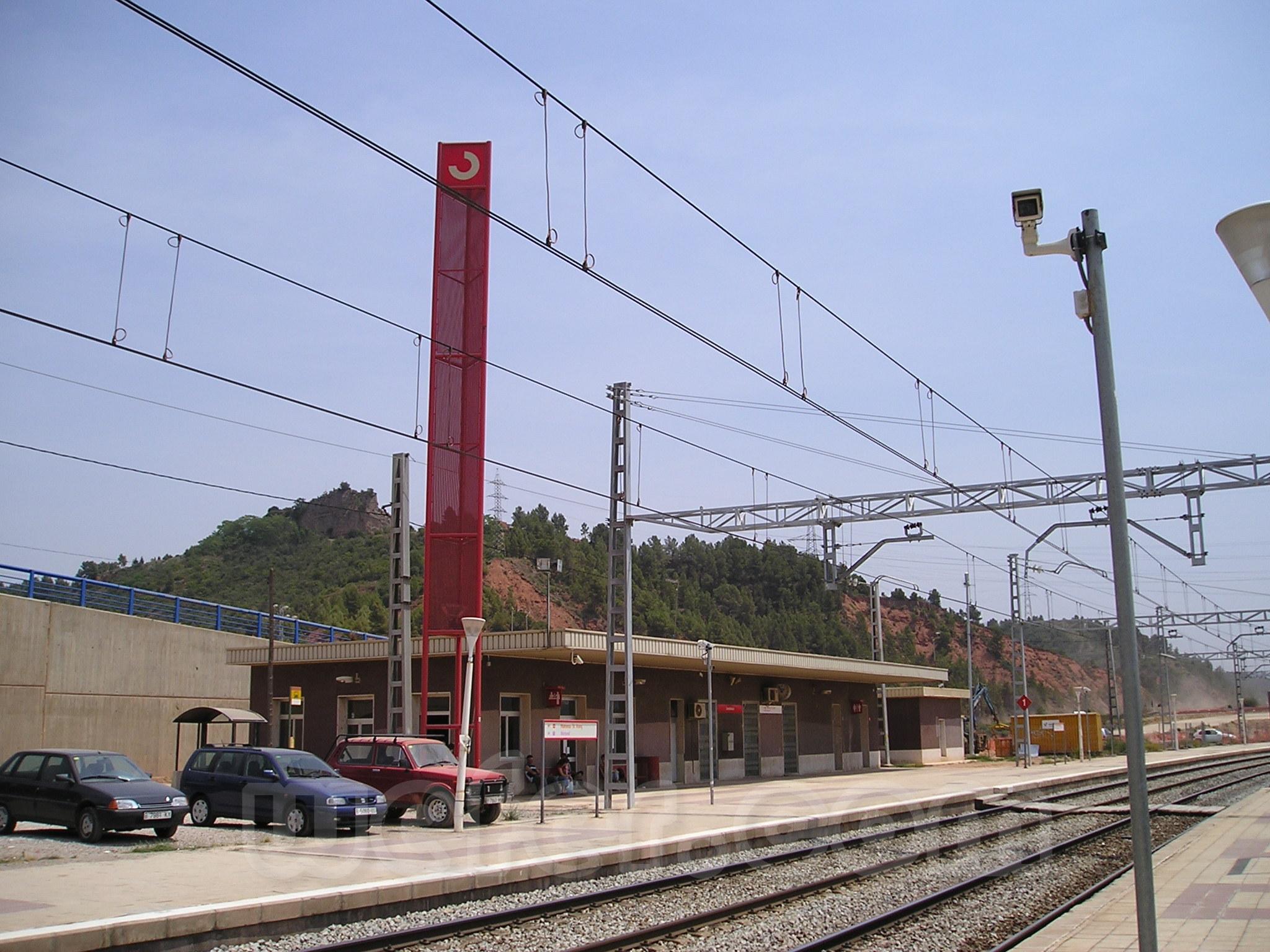 Renfe / ADIF: Castellbisbal