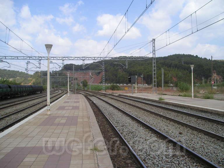 Renfe / ADIF: Castellbisbal - 2006
