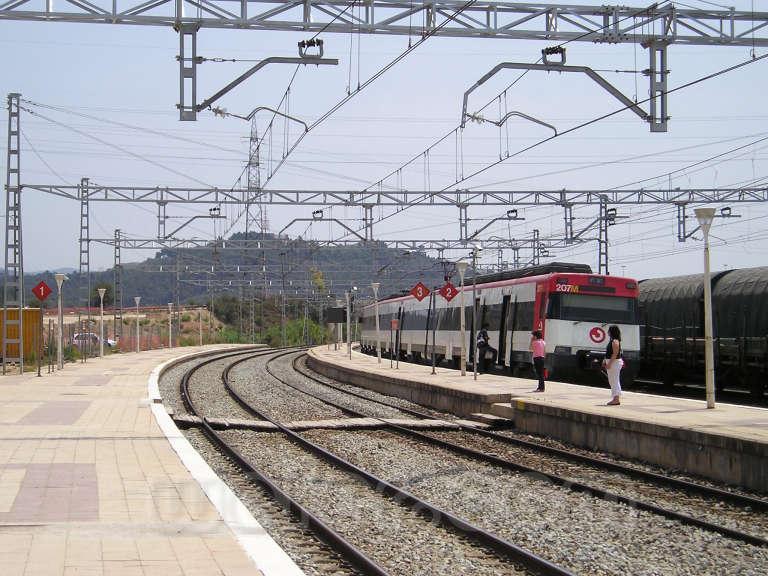 Renfe / ADIF: Castellbisbal - 2005