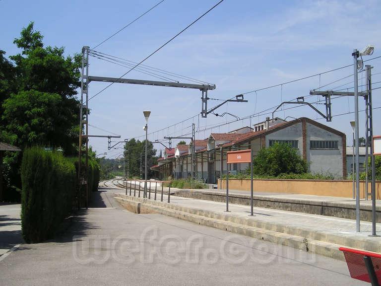 Renfe / ADIF: Gelida - 2004