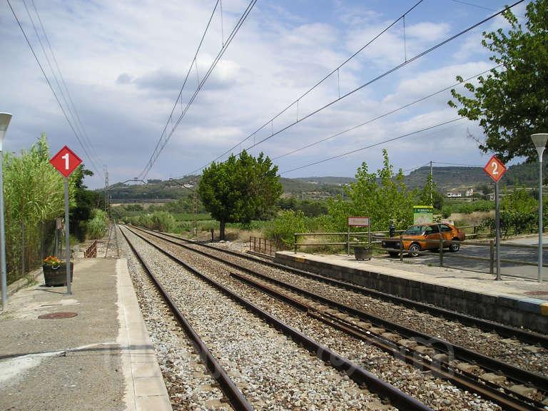 Renfe / ADIF: Lavern - Subirats - 2005