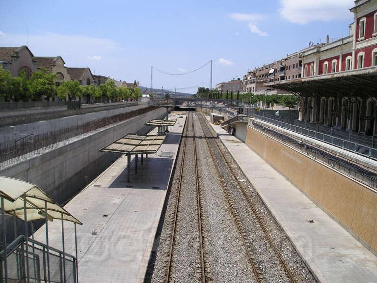 Renfe / ADIF: Vilafranca del Penedès - 2005