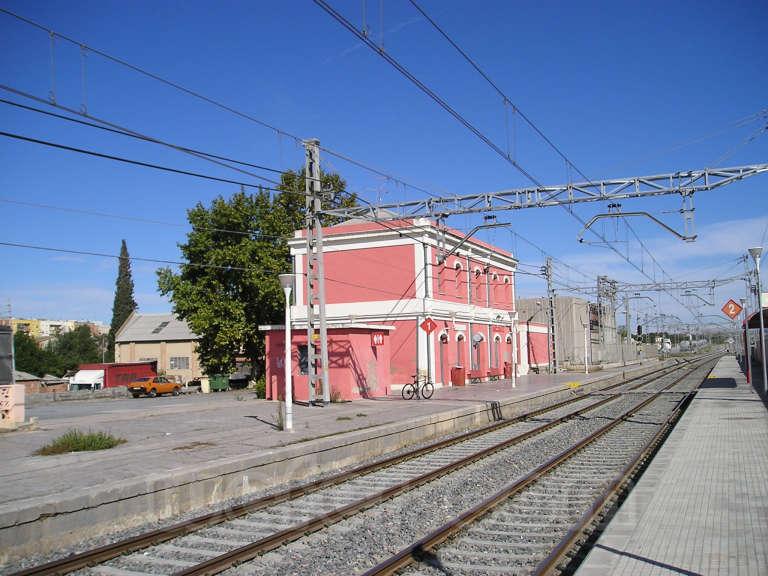 Renfe / ADIF: Els Monjos - 2005