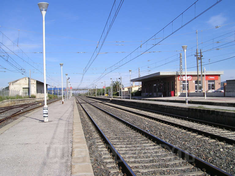 Renfe / ADIF: L'Arboç - 2005