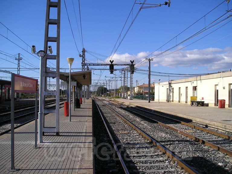 Renfe / ADIF: Sant Vicenç de Calders - 2005