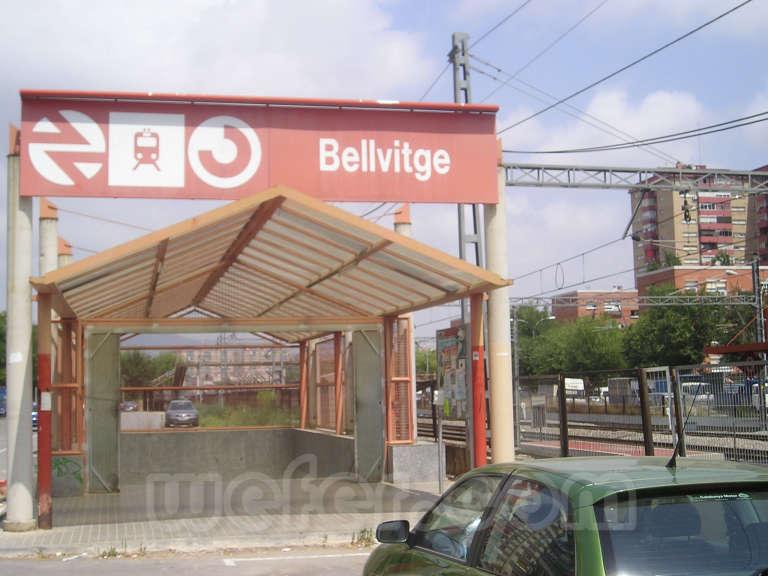 Renfe / ADIF: Bellvitge - 2004