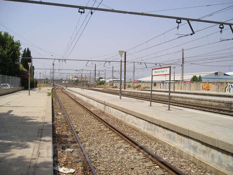 Renfe / ADIF: El Prat de Llobregat - 2005