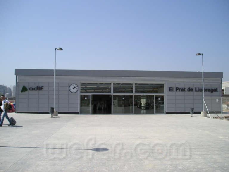 Renfe / ADIF: El Prat de Llobregat - 2007