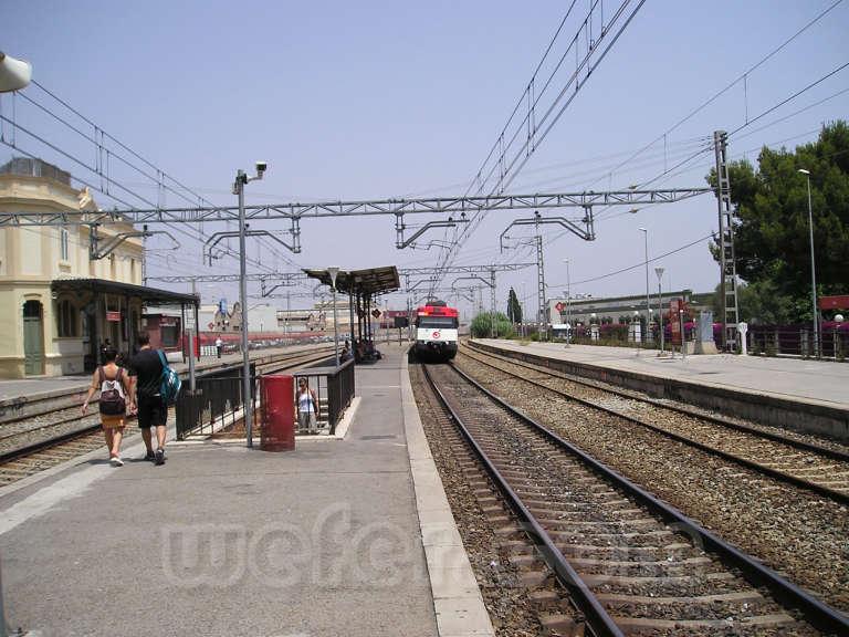 Renfe / ADIF: Gavà - 2005