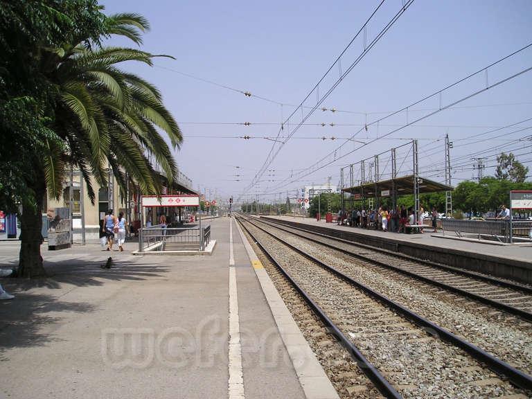 Renfe / ADIF: Castelldefels - 2005