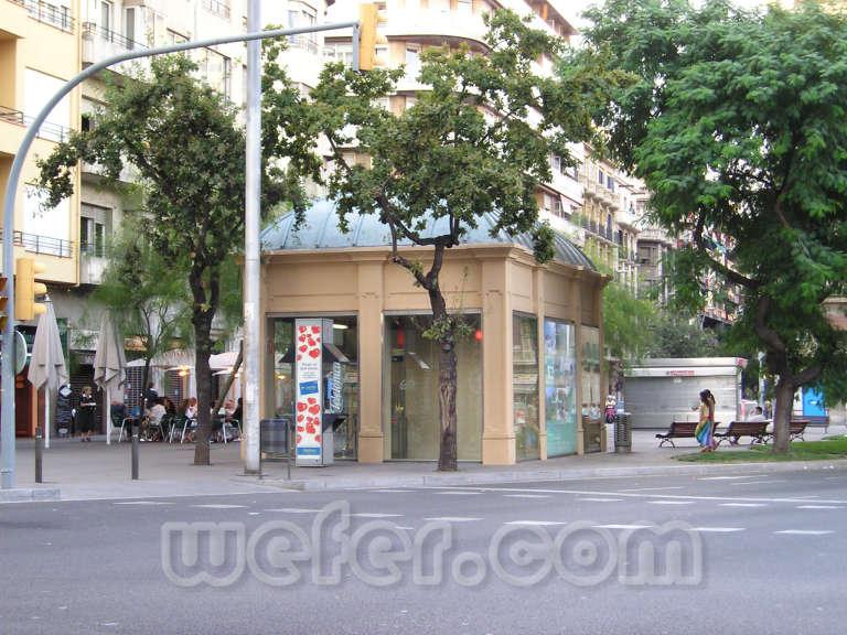 FGC Sant Gervasi - Agost 2004