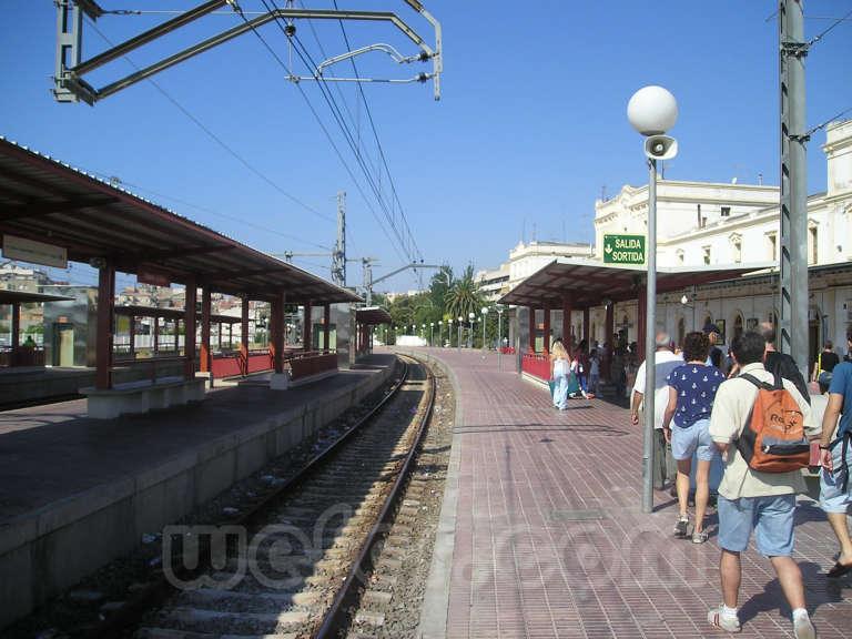 Renfe / ADIF: Vilanova i la Geltrú - 2006