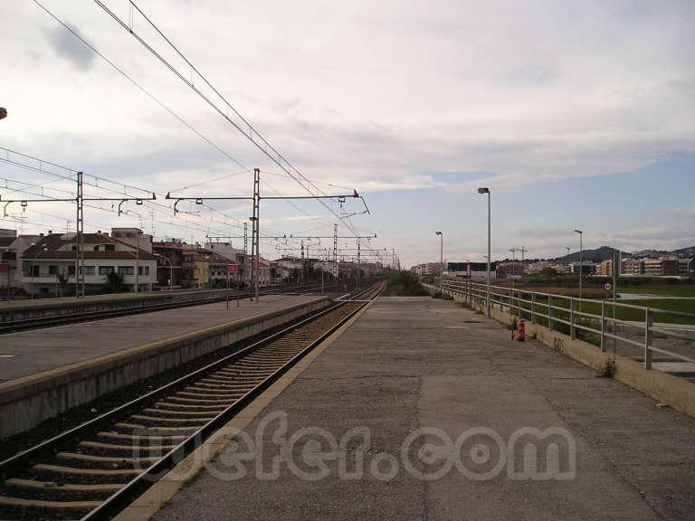 Renfe / ADIF: Cunit - 2005