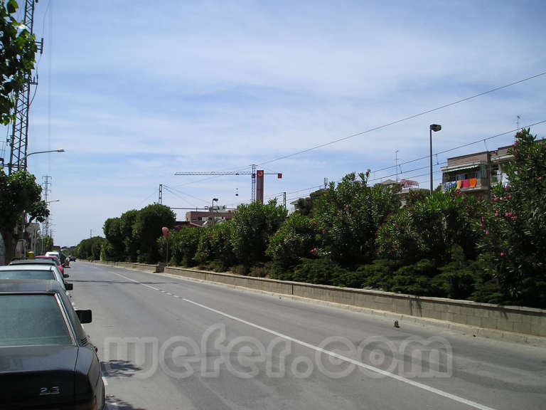 Renfe / ADIF: Segur de Calafell - 2006