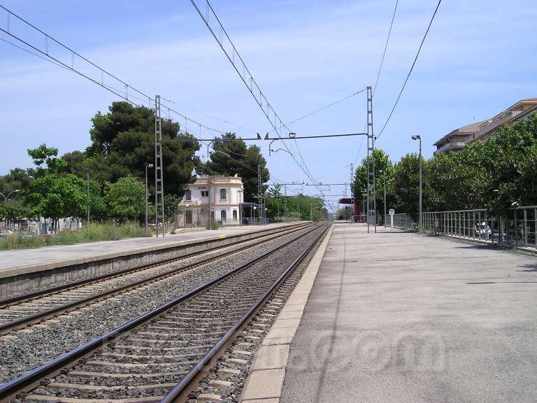 Renfe / ADIF: Calafell - 2006