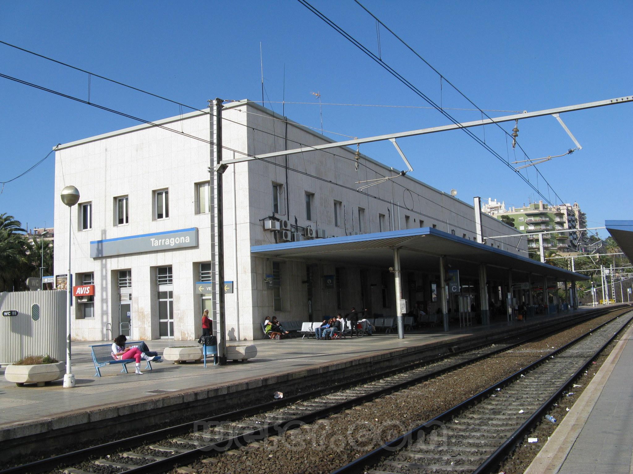 Renfe / ADIF: Tarragona