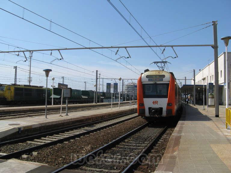 Renfe / ADIF: Tarragona - 2008
