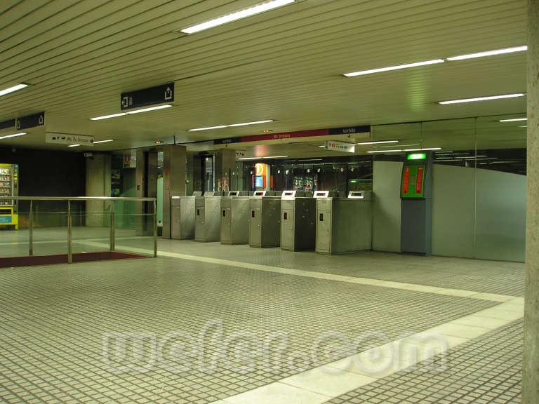 FGC Barcelona Muntaner - Agost 2004