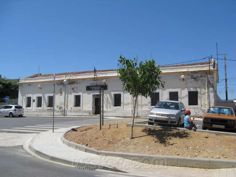 Renfe / ADIF: L'Hospitalet de l'Infant - 2009
