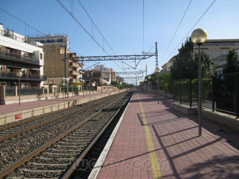 Renfe / ADIF: L'Ametlla de Mar - 2009